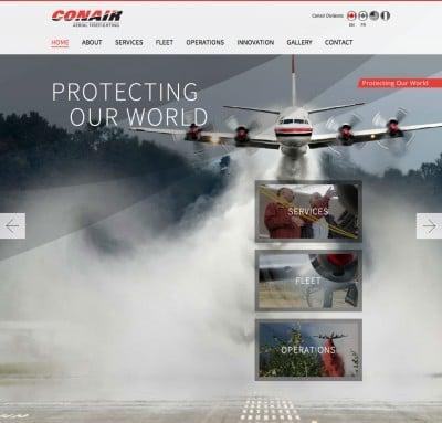 Conair Aerial Firefighting