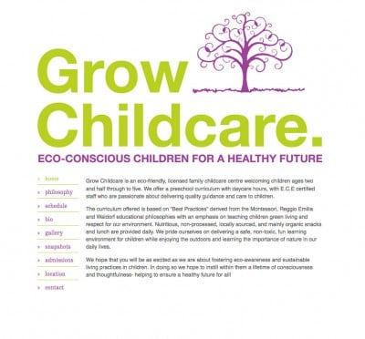 Grow Childcare